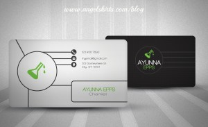 college-grad-business-card-example at angelskirts.com